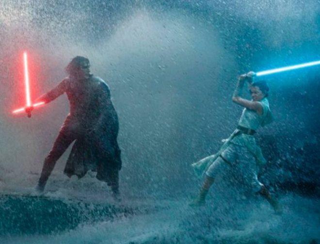 Fotos de Star Wars: The Rise of Skywalker llegó a Messenger de Facebook