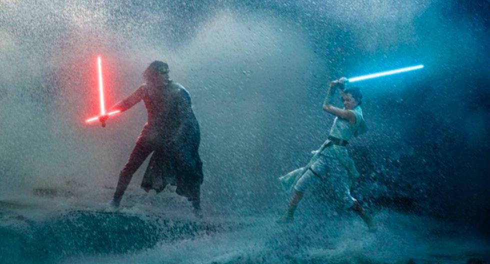 Foto de Star Wars: The Rise of Skywalker llegó a Messenger de Facebook