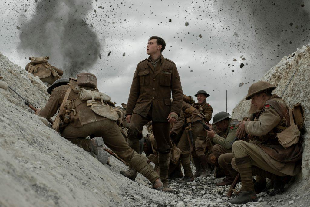 Foto de 1917: Película Sobre la Primera Guerra Mundial, Llega a los Cines de Perú con 10 Nominaciones a los Oscars