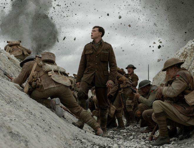 Fotos de 1917: Película Sobre la Primera Guerra Mundial, Llega a los Cines de Perú con 10 Nominaciones a los Oscars