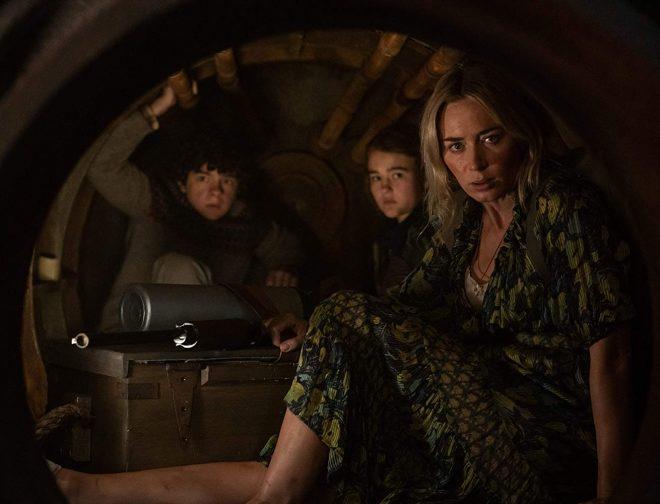 Fotos de Emily Blunt y John Krasinski, Te Cuentan más de la Película Un Lugar en Silencio Parte II