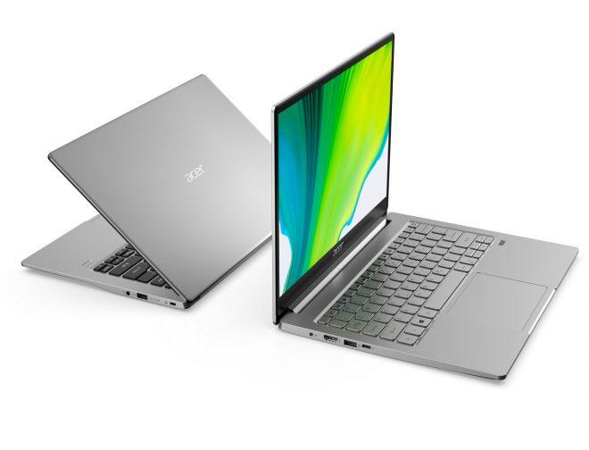 Fotos de CES 2020: Acer Presenta las Nuevas y Ultradelgadas Notebooks de la serie Swift