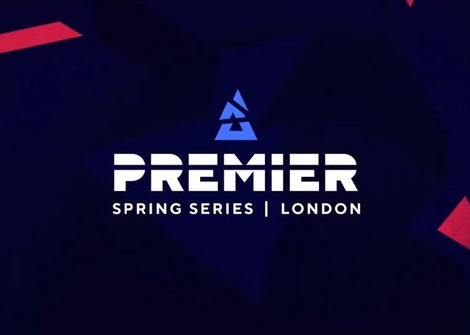 Fotos de Datos y Horarios de la BLAST Premier: Spring 2020 Nuevo Torneo de CS:GO
