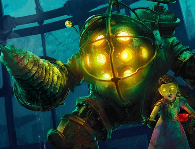 Fotos de BioShock: The Collection estaria llegando a Nintendo Switch