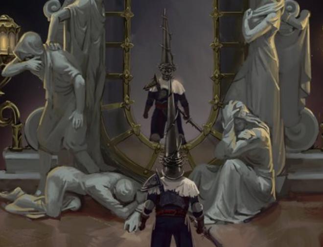 Fotos de Los Desarrolladores de Blasphemous Anuncian un DLC que Será Gratuito