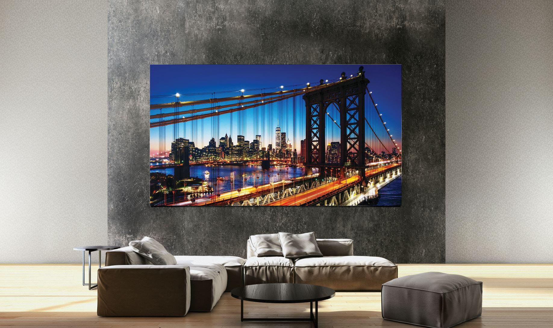 Foto de Samsung Electronics presenta las líneas ampliadas de TV MicroLED, QLED 8K y Lifestyle antes del CES 2020