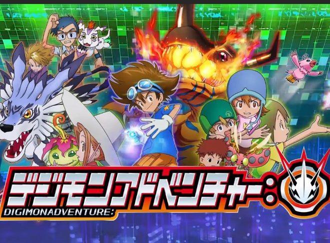 Fotos de En Abril Llega el Reboot del Famoso y Querido Anime Digimon Adventure