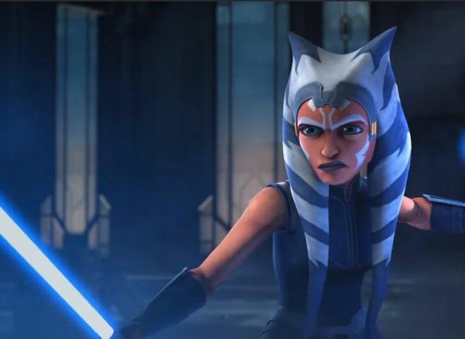 Fotos de Excelente Tráiler de la Última Temporada de la Serie Animada The Clone Wars