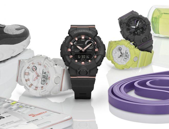 Fotos de Conoce más del G-SQUAD, Nuevo Modelo de Reloj de G-SHOCK