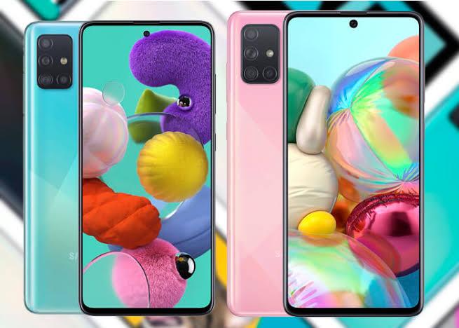 Fotos de CES 2020:  Samsung anunció dos nuevos smartphones de la línea Galaxy A