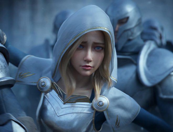 Fotos de Increíble Corto de Riot Games para la Nueva Temporada de League of Legends
