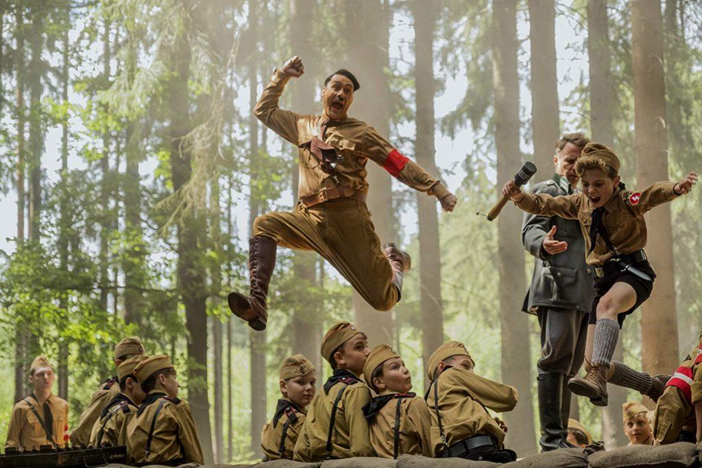 """Foto de """"JoJo Rabbit"""" datos curiosos de una sátira nazi nominada al Oscar como mejor película"""