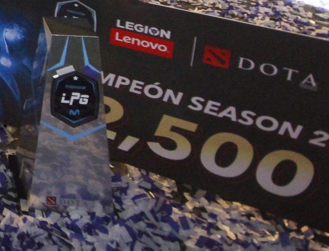 Fotos de Lenovo se une a la Tercera Temporada de Movistar Liga Pro Gaming de Dota 2