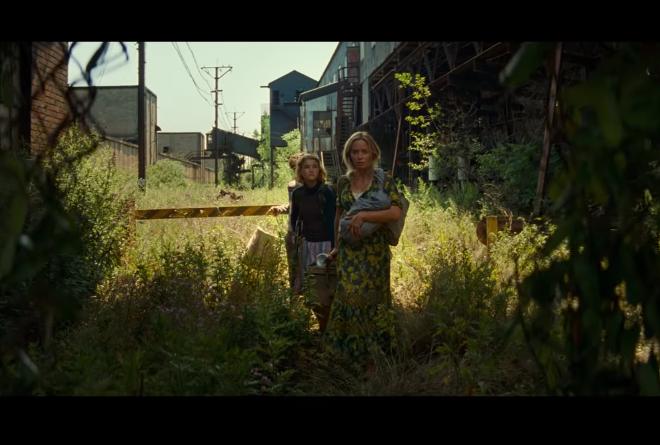 Fotos de Paramount Pictures Sorprende con el Lanzamiento del Tráiler de A Quiet Place Part II