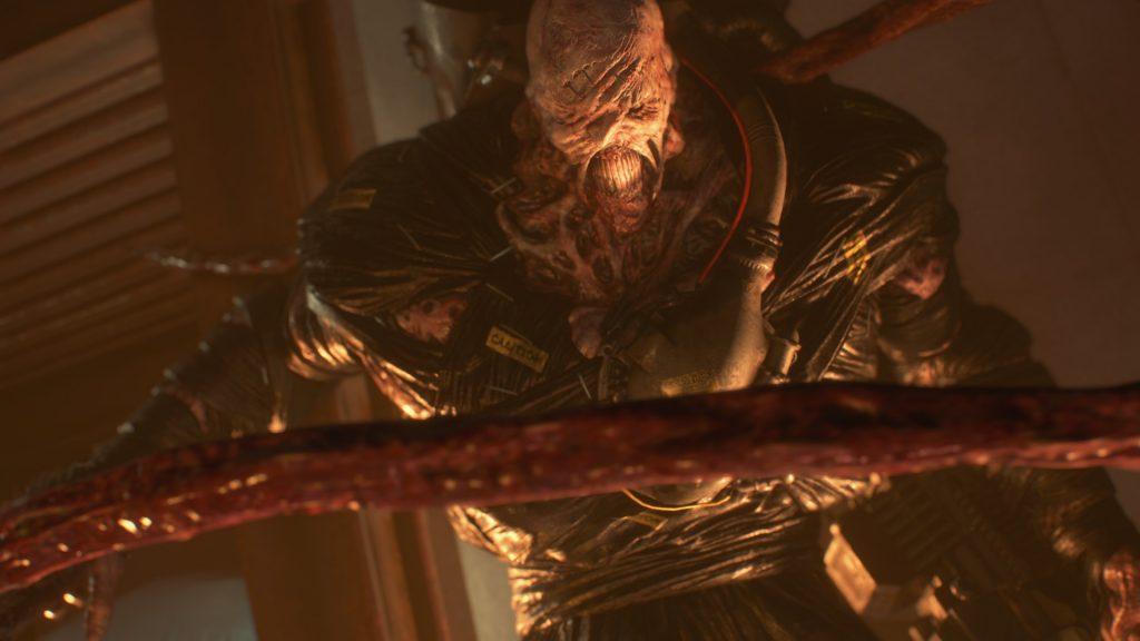 Foto de Vistazo al mejorado Nemesis del remake de Resident Evil 3
