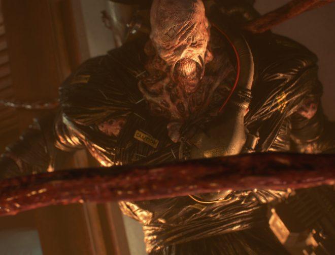 Fotos de Vistazo al mejorado Nemesis del remake de Resident Evil 3