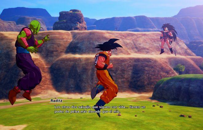 Fotos de Review, Dragon Ball Z: Kakarot Detallista y Nostálgico