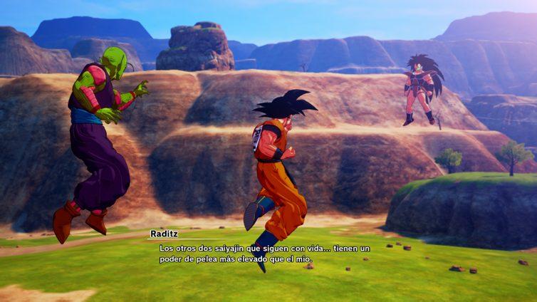 Foto de Review, Dragon Ball Z: Kakarot Detallista y Nostálgico