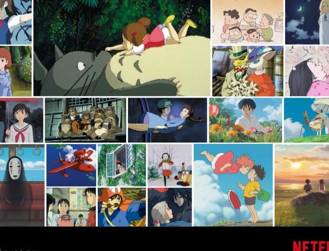Fotos de Netflix añadirá 21 películas del Studio Ghibli