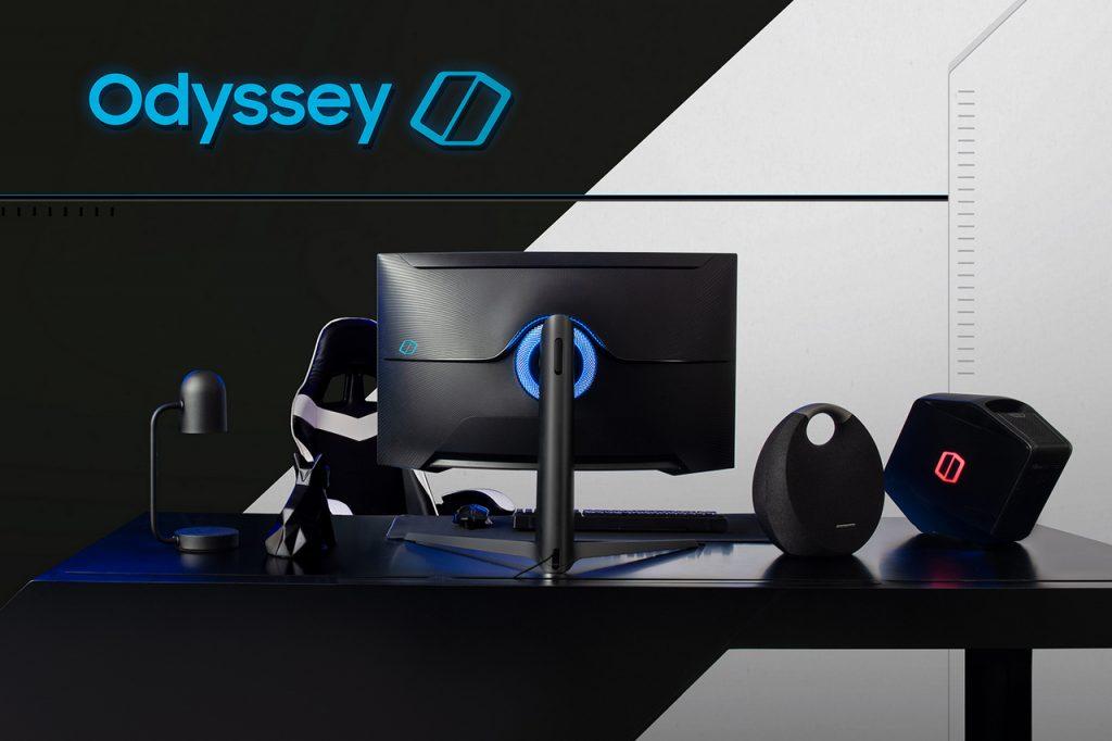 Foto de CES 2020: Samsung Presentan sus Nuevos Monitores para Videojuegos de la Línea Odyssey