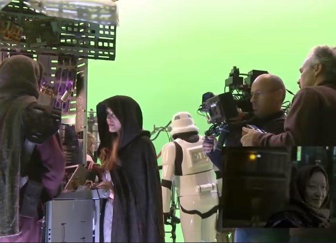 """Fotos de Vistazo a """"Star Wars: Underworld"""", Serie de George Lucas que No Fue Lanzada"""