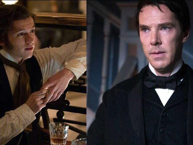 Fotos de De superhéroes a genios inventores, conoce la nueva cinta de Benedict Cumberbatch y Tom Holland