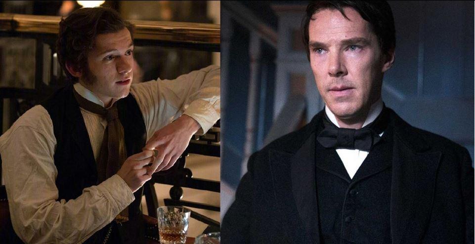 Foto de De superhéroes a genios inventores, conoce la nueva cinta de Benedict Cumberbatch y Tom Holland