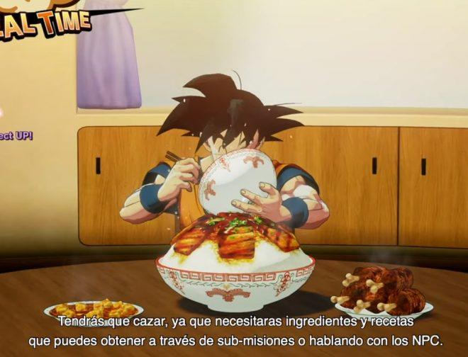 Fotos de Conociendo la personalización de personajes en Dragon Ball Z: Kakarot