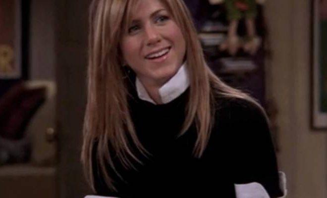 Fotos de Jennifer Aniston sorprende a los fans de Friends