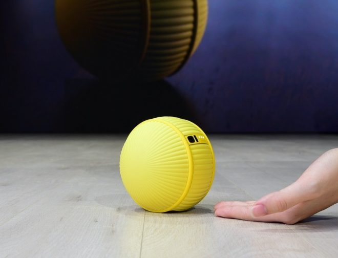 Fotos de CES 2020: Samsung presentó a Ballie, nuestro robot personal