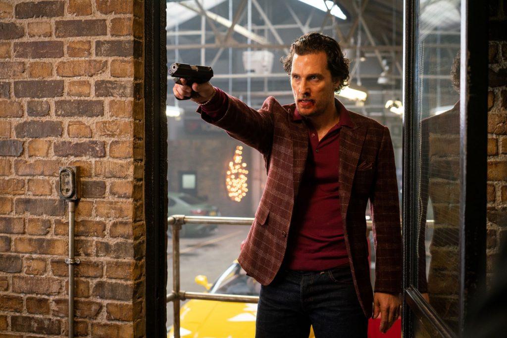 Foto de Tráiler de Los Caballeros, Criminales con Clase: Película de Guy Ritchie con Matthew McConaughey