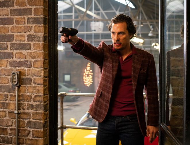 Fotos de Tráiler de Los Caballeros, Criminales con Clase: Película de Guy Ritchie con Matthew McConaughey