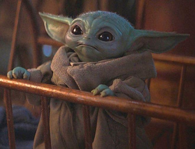 """Fotos de """"Baby Yoda"""" es el protagonista de Star Wars en la NewYork Toy Fair 2020"""