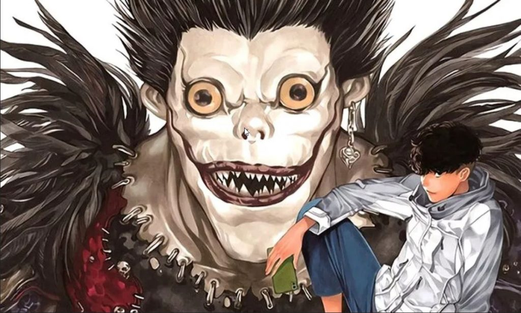Foto de Manga secuela de Death Note ya puede leerse