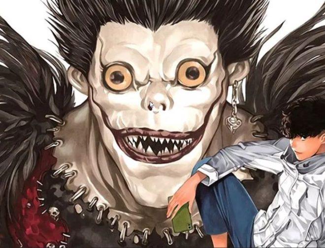 Fotos de Manga secuela de Death Note ya puede leerse
