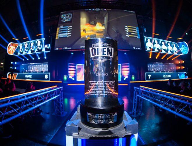 Fotos de Todo Listo para la DreamHack Open Anaheim 2020, Torneo de Counter-Strike: Global Offensive
