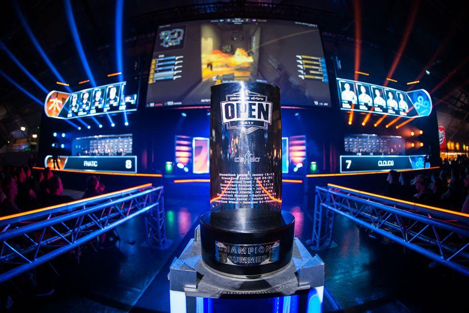 Foto de Todo Listo para la DreamHack Open Anaheim 2020, Torneo de Counter-Strike: Global Offensive