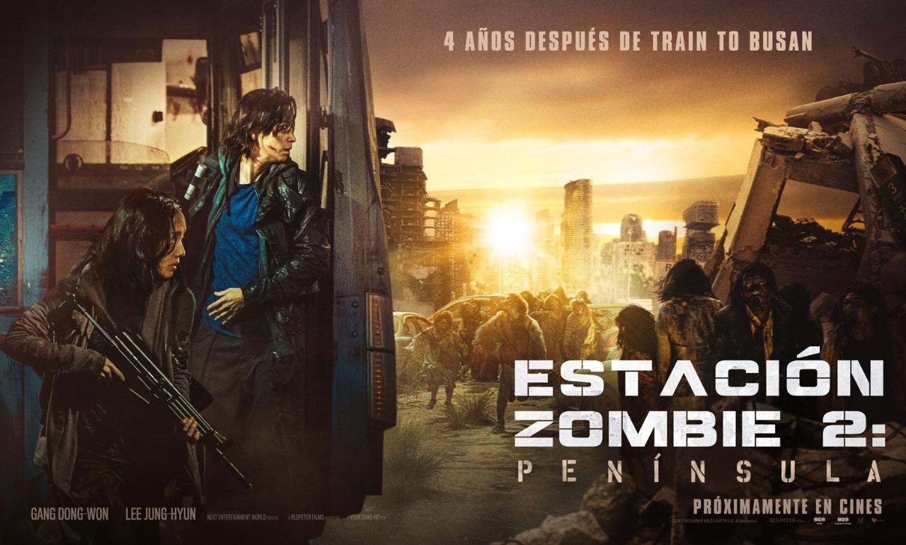Fotos de Increíble Tráiler de la Esperada Película, Estación Zombie 2: Península