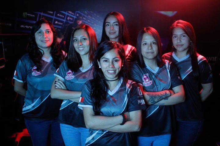 Foto de Entrevista: Camila Zúñiga (MADPAX), Nos Cuenta más de Ghost Reborn Equipo Peruano de CS:GO