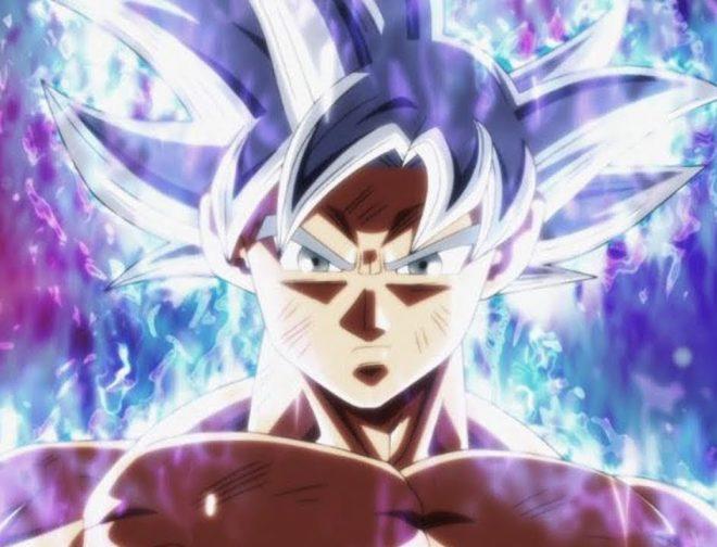 Fotos de Primer Vistazo a Goku Ultra Instinto en Dragon Ball FighterZ