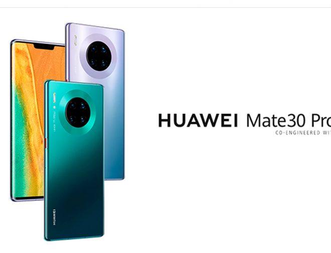 Fotos de Disfruta del HUAWEI Mate 30 Pro sin preocuparte por la duración de la batería