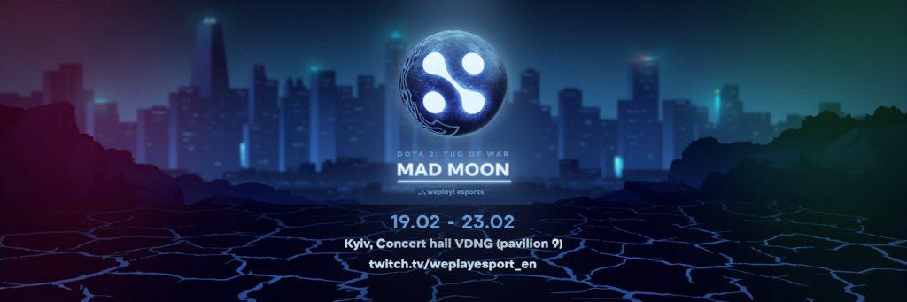 Foto de Horarios para Seguir al Equipo de Infamous Gaming en la WePlay! Dota 2 Tug of War: Mad Moon