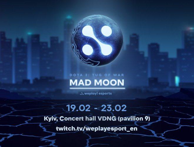 Fotos de Horarios para Seguir al Equipo de Infamous Gaming en la WePlay! Dota 2 Tug of War: Mad Moon