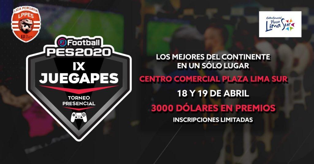 Foto de IX JUEGAPES: La Competencia Que Reúne A Los Fanáticos Del Fútbol Virtual