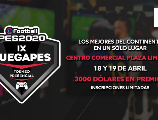 Fotos de IX JUEGAPES: La Competencia Que Reúne A Los Fanáticos Del Fútbol Virtual