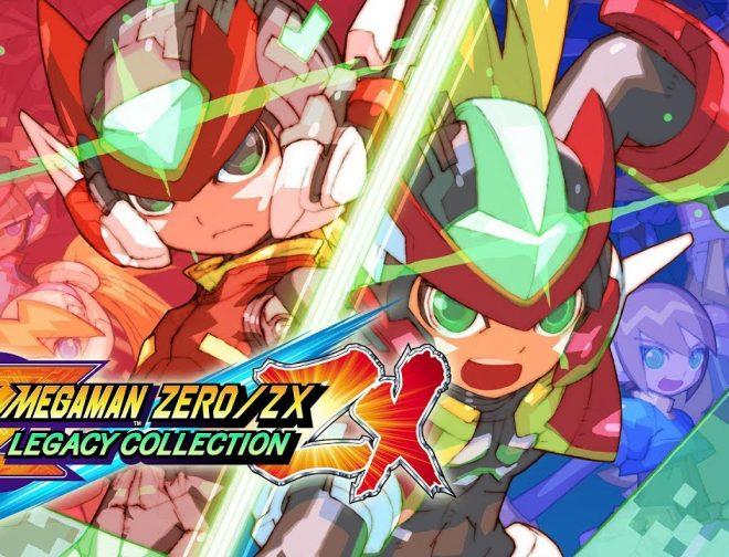 Fotos de Mega Man Zero/ZX Legacy Collection Lanza Nuevo Tráiler por su Lanzamiento