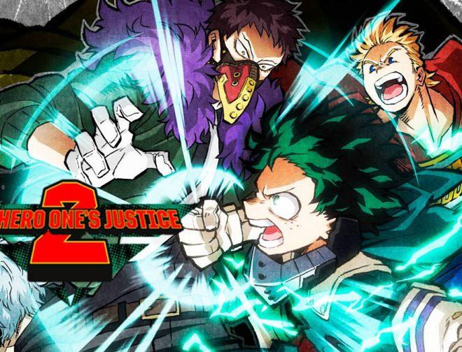 Fotos de Revivamos la temporada actual de Boku no Hero en My Hero One Justice 2