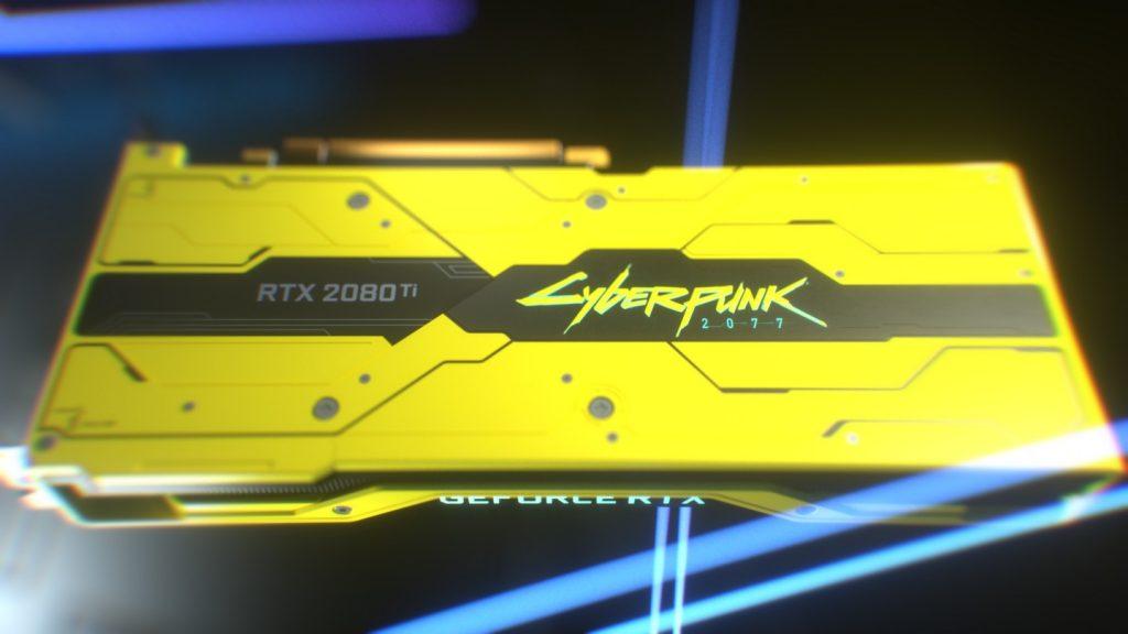 Foto de Nvidia y Cyberpunk 2077 anuncian RTX2080 Ti Cyberpunk 2077 Edition