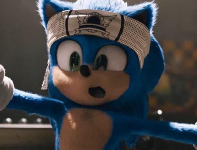 Fotos de Junto a Sonic La Película, Puma Lanzará las Zapatillas que Usa el Erizo Azul