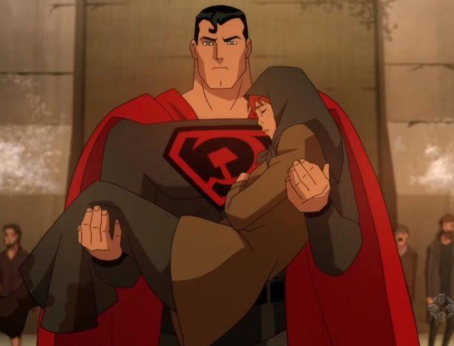 Fotos de Review: Superman Red Son, una Película que Apela a la Nostalgía